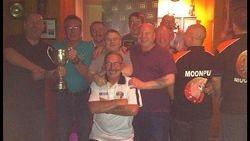 Corbett cup winners