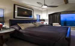 Rocky's Bedroom.