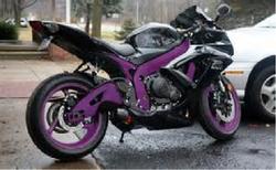 May's Motorcycle. :3
