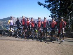 Crater Lake OTH Ride 7/2007