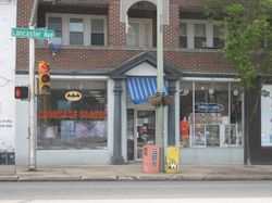 The Bryn Mawr Store!