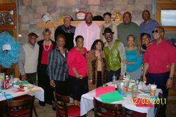 2011 Christmas gathering