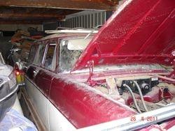 Shed Car