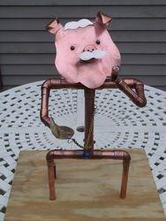 Tycoon Pig