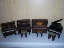 Little Group Of Pit A Pat Pianos