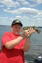 Bass Fishing Tournament June Through September