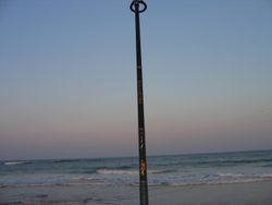 Kims original lucky rod...:)