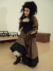 Victorian street woman