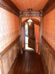 Corridor to nowhere