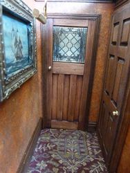 Entrance to Teddy's office.