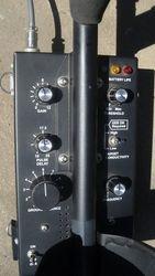 tdi pulse detector control panel