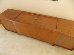 1963 Curtis Mathes the Viking Stereo Console