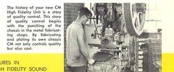 Curtis Mathes Plant 1961