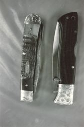 The next few photo's are of knife's I engraved