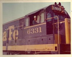 1973, Santa Fe Ry. days