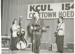 The Cowtown Hoedown Ft. Worth Texas 1958.