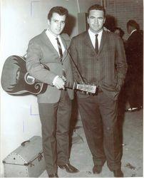 Johnny Seay & Hoyt Axton 1961