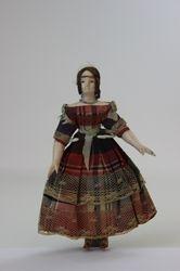 Ladies' Salon Doll 3