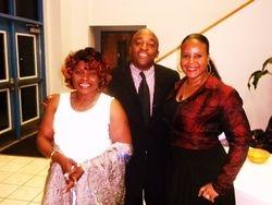 Moji Word, Pastor Kenneth Glasgow & Tammy Collins Markee