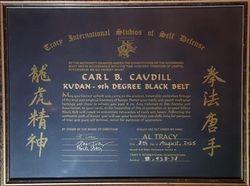 Kudan Certificate