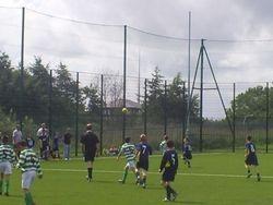 Donegal Celtic Vs Newhill U12