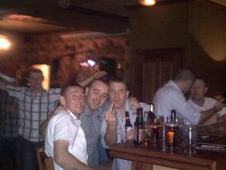 lads at the bar