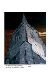 St. Michael's church, Stoney Stanton
