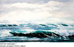 Sennen Seascape 1
