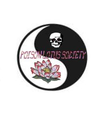 The Posion Lotus Society Patch