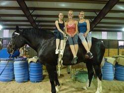 Samson, Brooke, Angelique and Jeanine