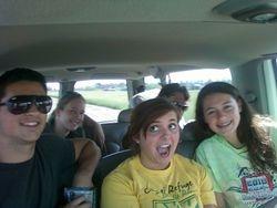 2011 team trip