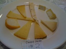 Cheese Plate #2
