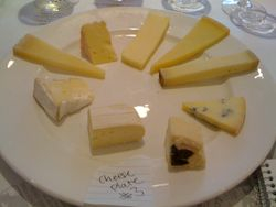 cheese plate #3