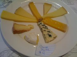 Cheese Plate #4