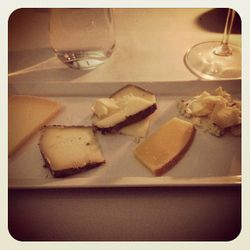 Cheese Plate #1