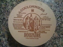 Coulommiers Rouzaire Box