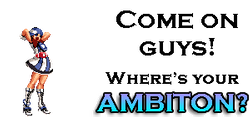 Ambition [ Aradia Made ]