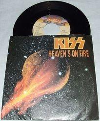 Heaven's On Fire - Single