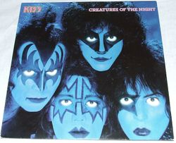 Creatures Of The Night Record