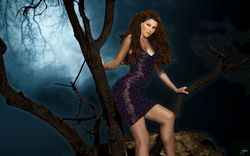Charisma Carpenter Manip - In the Woods