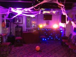 The Three Cranes Halloween (27/10/12)