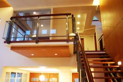 Tempered Glass Railings