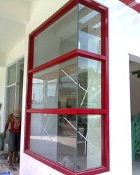 Fix Type Corner Window