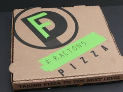 Fractions Pizza