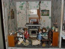 Children's room 4 room house