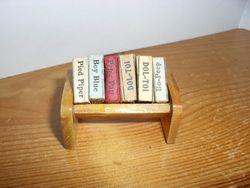 Dol-toi book trough 1950-60's