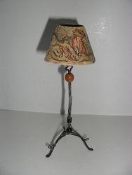 Westacre standard lamp