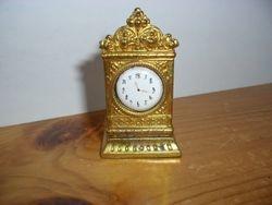 Ormalu carriage clock