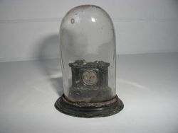 Early Victorian domed clock