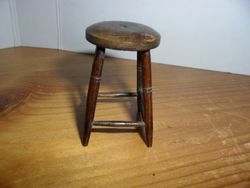 Tall Cole stool